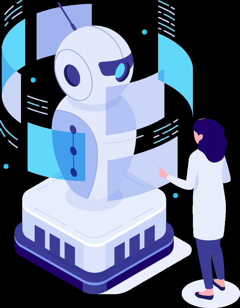 machine learning ragazza